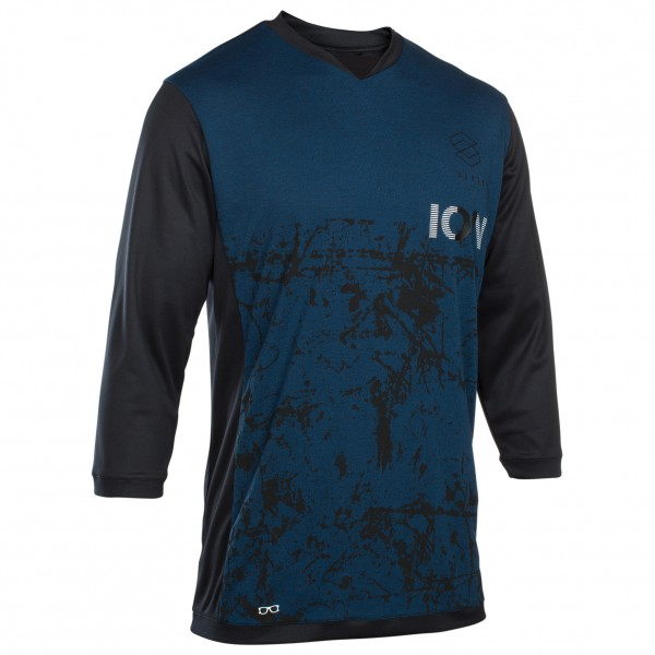 ION - Tee L/S 3/4 Scrub AMP - Cycling jersey