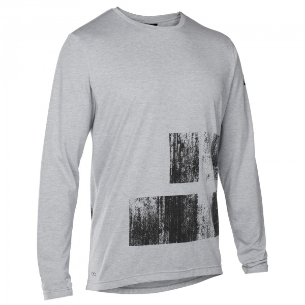 ION - Tee L/S Seek AMP - Cycling jersey