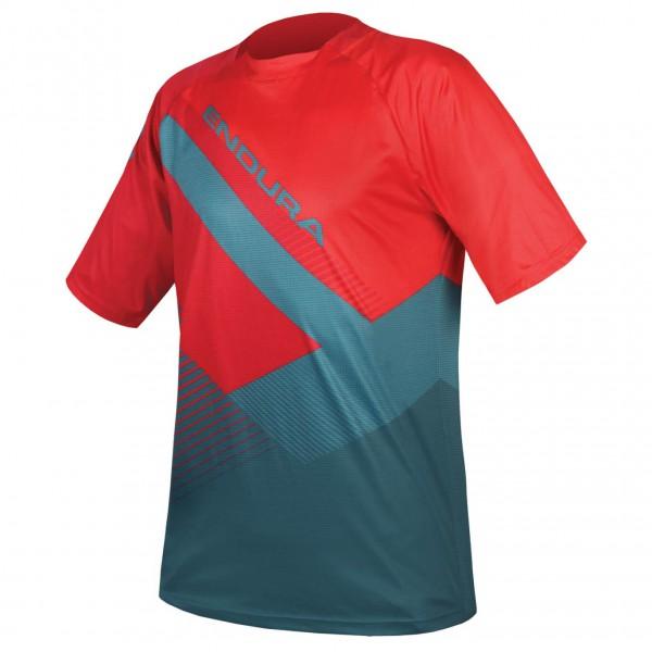 Endura - SingleTrack Print T II - Fietsshirt