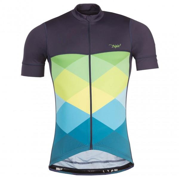 Triple2 - Velozip Performance Jersey - Fietsshirt