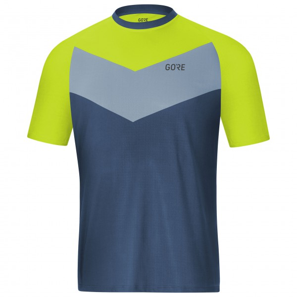 GORE Wear - Trail Short Sleeve Jersey - Maillot de ciclismo