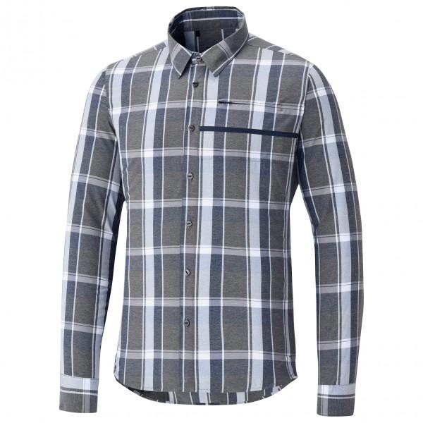 Shimano - Transit Check Button Up Shirt - Fietsshirt