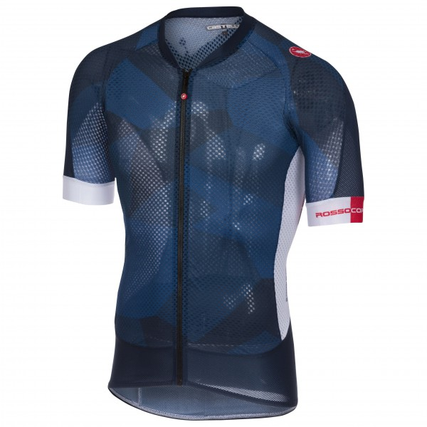 Castelli - Climber's 2.0 Jersey Full Zip - Pyöräilypusero