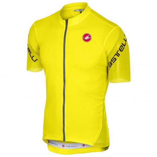 Castelli - Entrata 3 Jersey Full Zip - Cykeltrikå