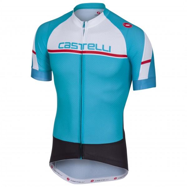 Castelli - Distanza Jersey Full Zip - Pyöräilypusero