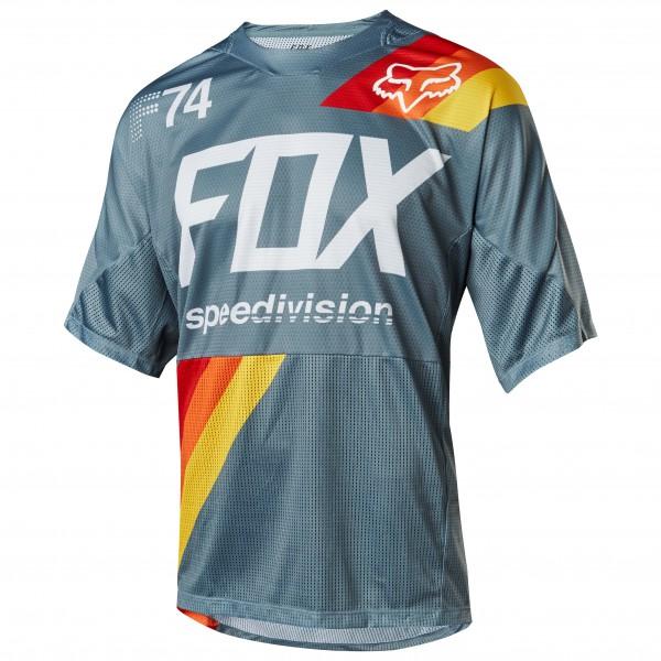 FOX Racing - Demo S/S Drafter Jersey - Pyöräilypusero