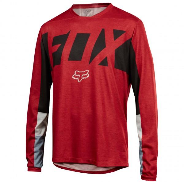 FOX Racing - Indicator L/S Drafter Jersey - Maillot de ciclismo