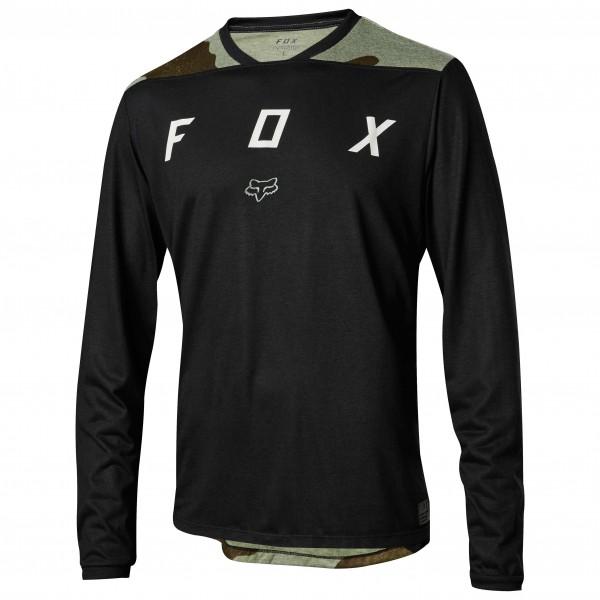 FOX Racing - Indicator L/S Mash Camo Jersey - Pyöräilypusero