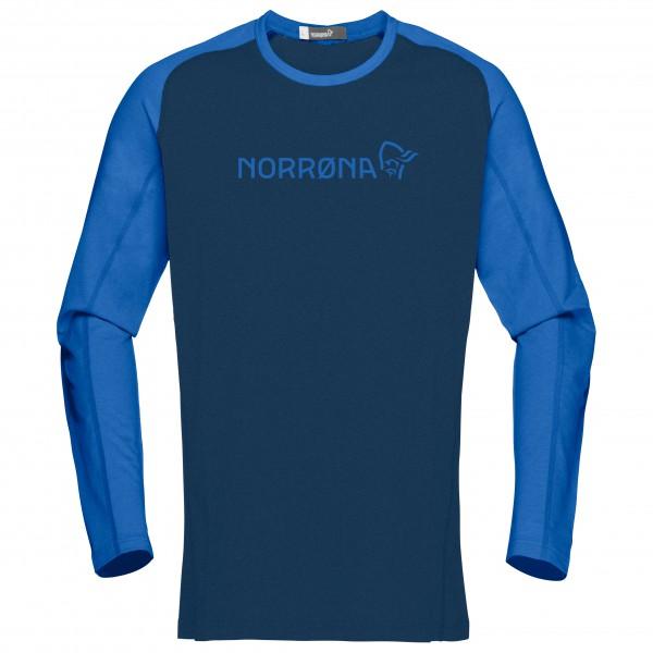 Norrøna - Fjørå Equaliser Lightweight Long Sleeve - Radtrikot