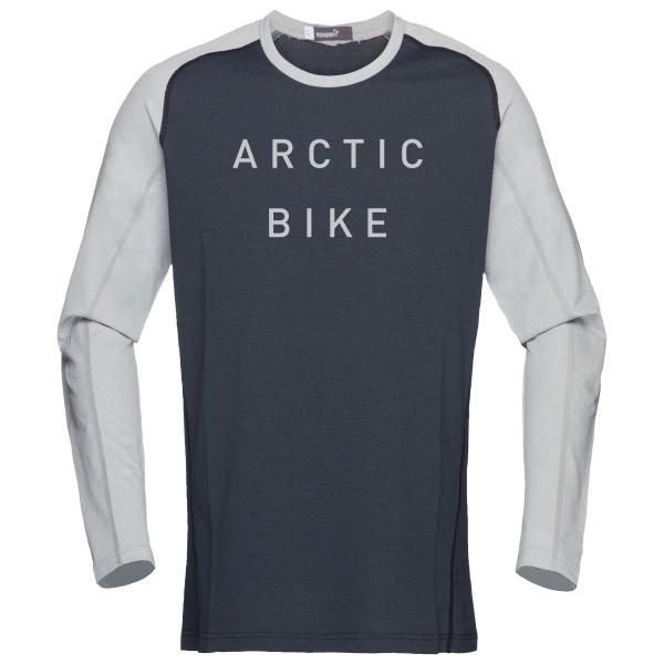 Norrøna - Fjørå Equaliser Lightweight Long Sleeve - Cykeljersey