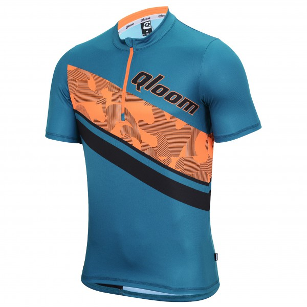 Qloom - Mornington Jersey S/S - Cykeljersey