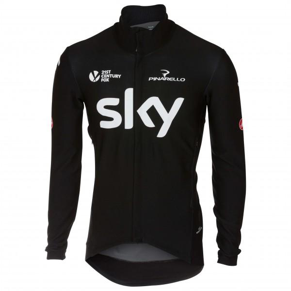 Castelli - Perfetto Long Sleeve Team Sky 2018 - Radtrikot