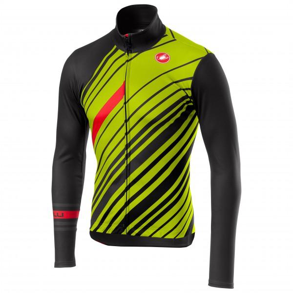 Castelli - Cielo Jersey Full Zip - Cykeltrikå