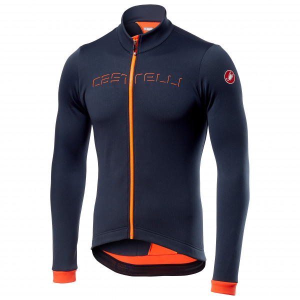Castelli - Fondo Jersey Full Zip - Sykkeldress