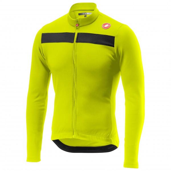 Castelli - Puro 3 Jersey Full Zip - Cykeljersey