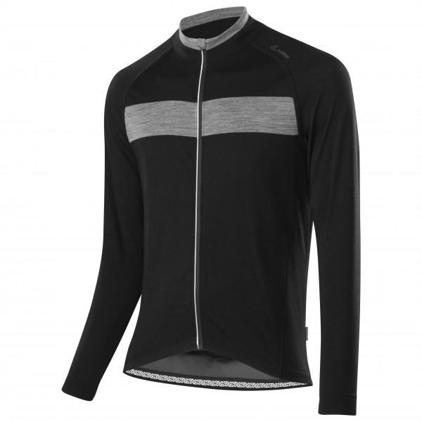 Löffler - Bike Langarmtrikot Merino - Fietsshirt
