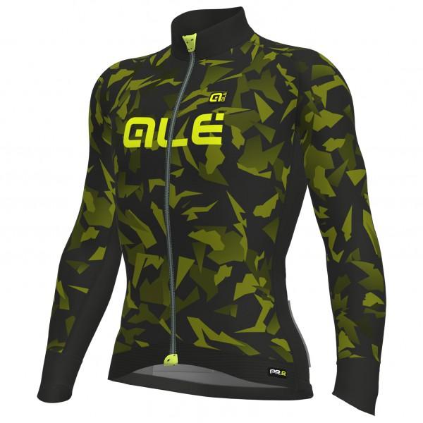 Alé - Graphics PRR Glass L/S Jersey - Pyöräilypusero