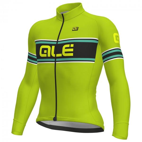Alé - Solid Vetta L/S Jersey - Sykkeldress