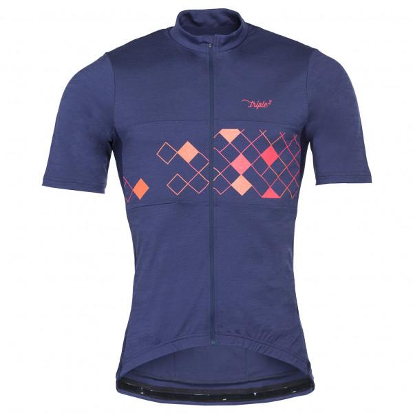 Triple2 - Velozip Merino Jersey - Fietsshirt