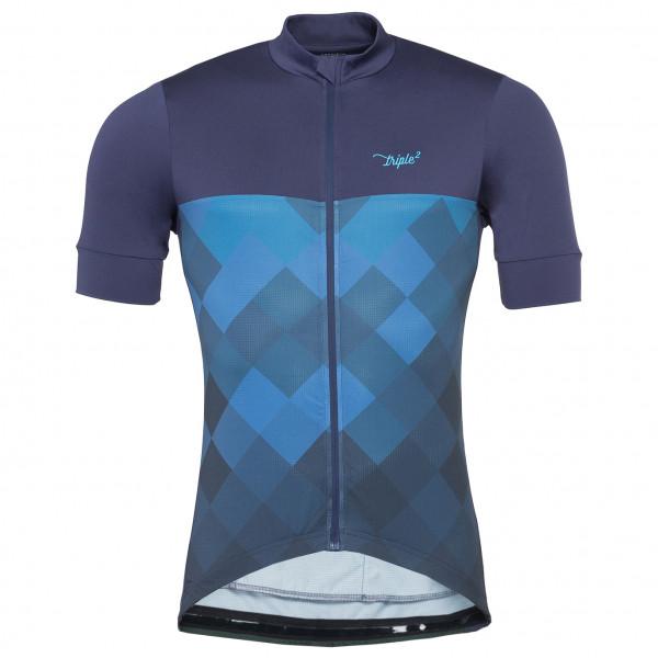Triple2 - Velozip Performance Jersey - Cycling jersey