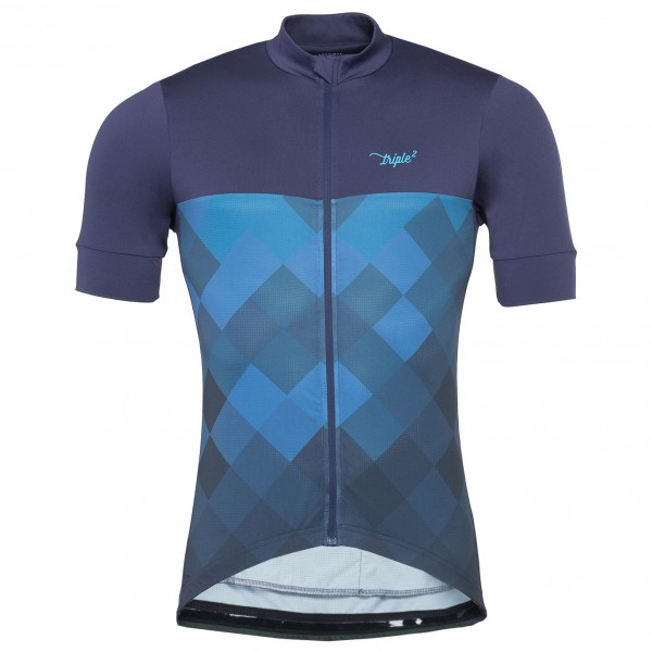 Triple2 - Velozip Performance Jersey - Cycling jersey