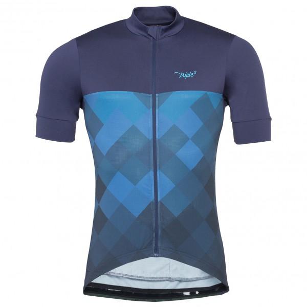 Triple2 - Velozip Performance Jersey - Cykeltrikå