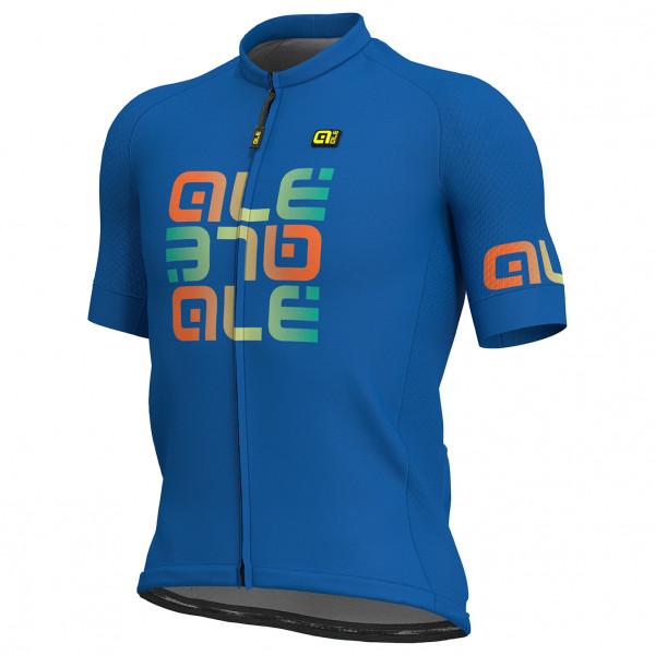 Alé - Mirror Jersey S/S Solid - Cykeltrikå