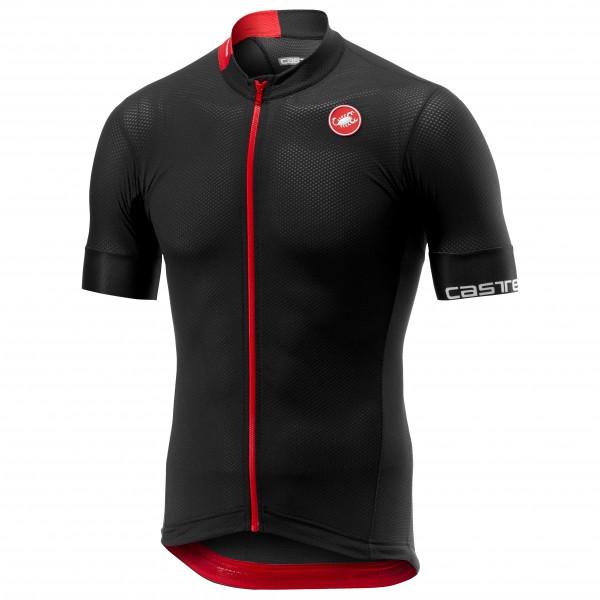 Castelli - Aero Race 4.1 Solid Jersey Full Zip - Cykeltrikå