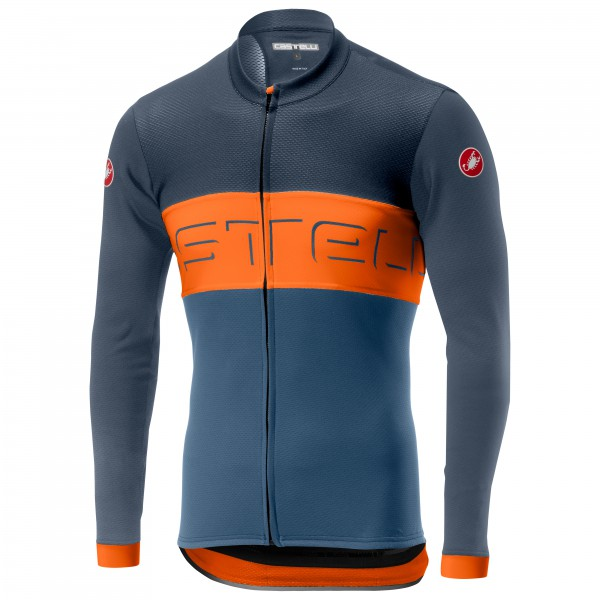 Castelli - Prologo VI Long Sleeve Full Zip - Sykkeldress