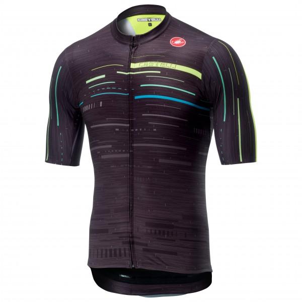 Castelli - Tabularasa Jersey Full Zip - Cykeljersey