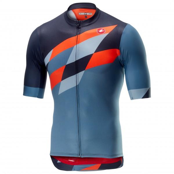 Castelli - Tabularasa Jersey Full Zip - Cykeltrikå