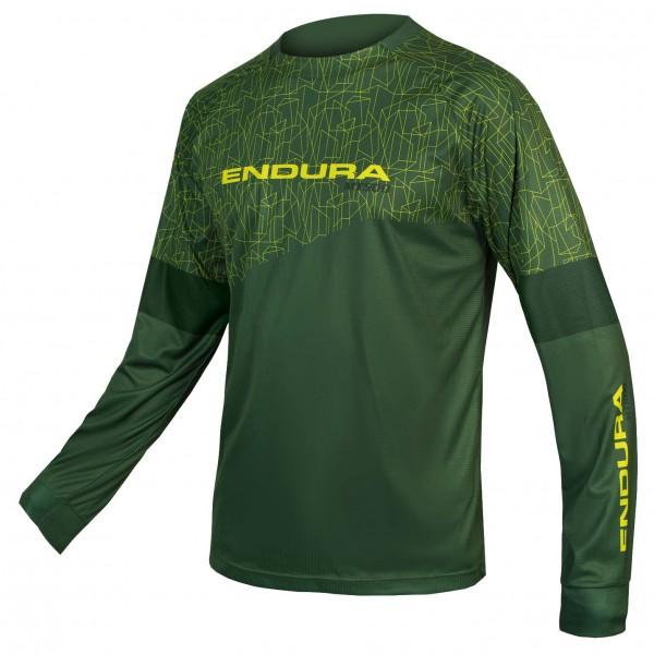 Endura - MT500 L/S Print T LTD - Fietsshirt