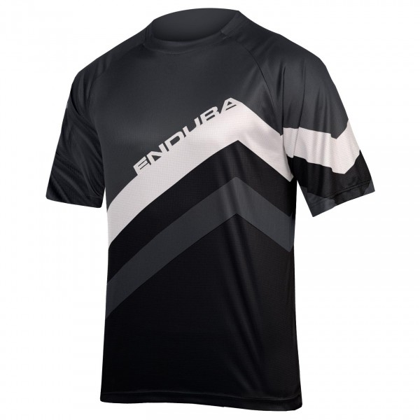 Endura SingleTrack Core Print T Jersey | Jerseys