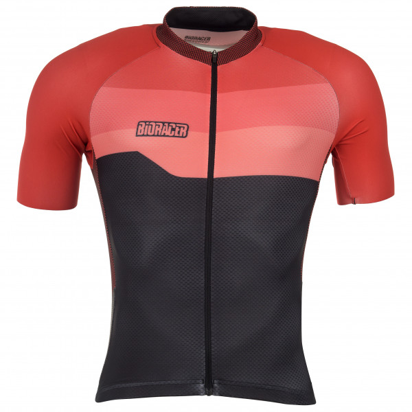 Bioracer - Sprinter Jersey S/S Coldblack Light - Cycling jersey