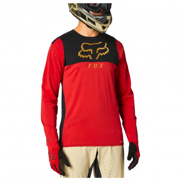 FOX Racing - Flexair Delta L/S Jersey - Radtrikot