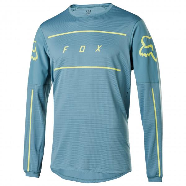FOX Racing - Flexair L/S Fine Line Jersey - Cykeltrikå
