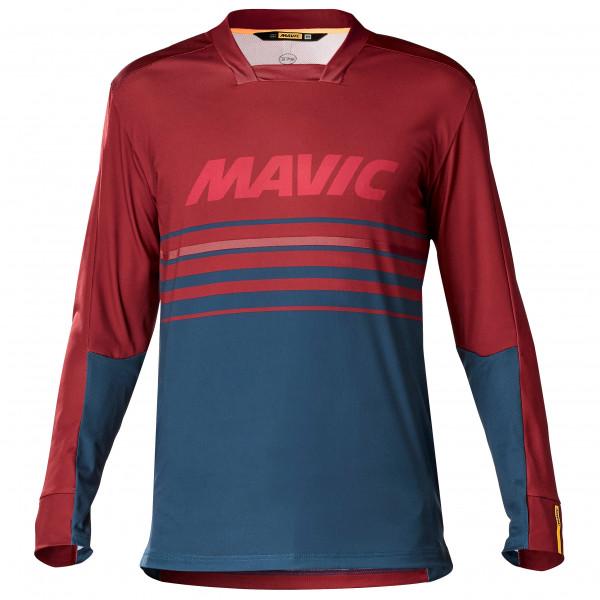 Mavic - Deemax Pro L/S Jersey - Pyöräilypusero