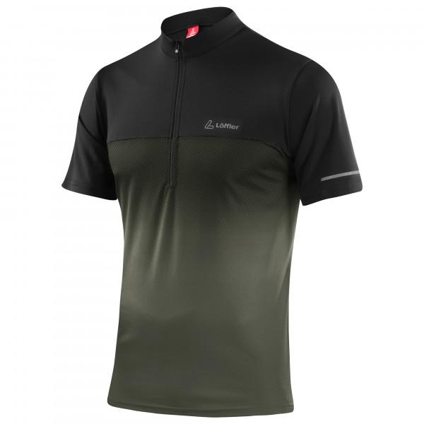 Löffler Bike Shirt Flow Halfzip - Cykeljersey Herre køb online | Jerseys