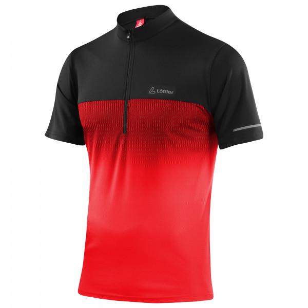 Löffler - Bike Shirt Flow Halfzip - Cykeljersey