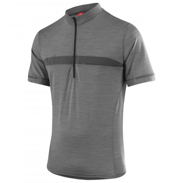 Löffler - Bike Shirt Merino Halfzip - Fietsshirt