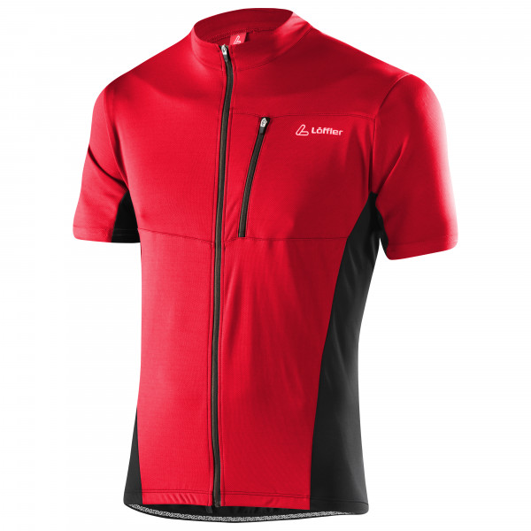 Löffler - Bike Shirt Rocky Fullzip - Cykeltrikå