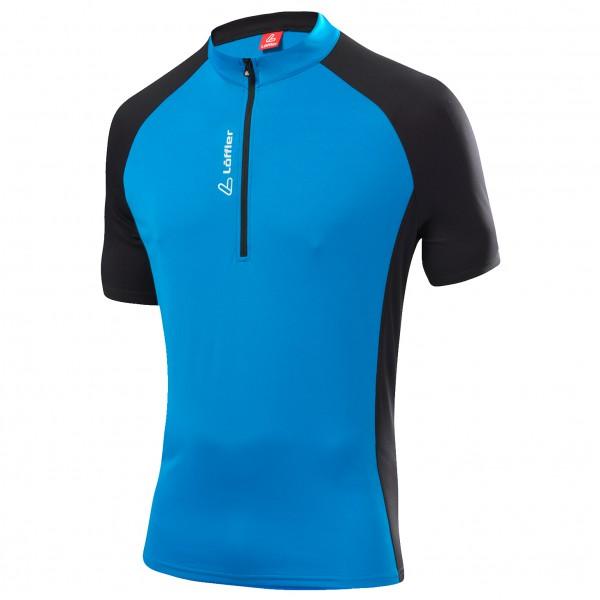 Löffler - Bike Shirt Rocky Halfzip - Cykeljersey