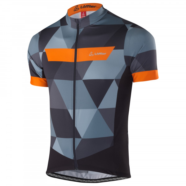 Löffler - Bike Trikot Metric Fullzip - Fietsshirt