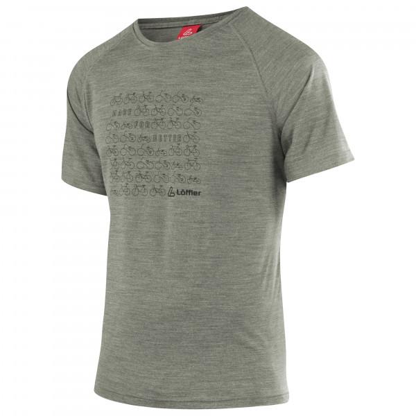 Löffler - T-Shirt Bicycles - Fietsshirt