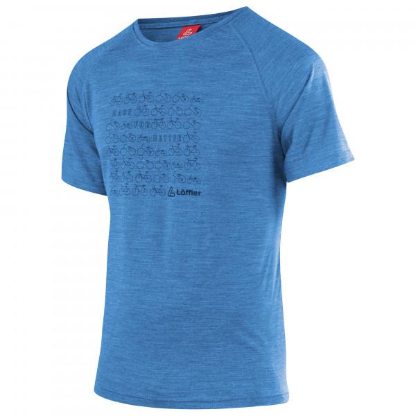 Löffler - T-Shirt Bicycles - Pyöräilypusero