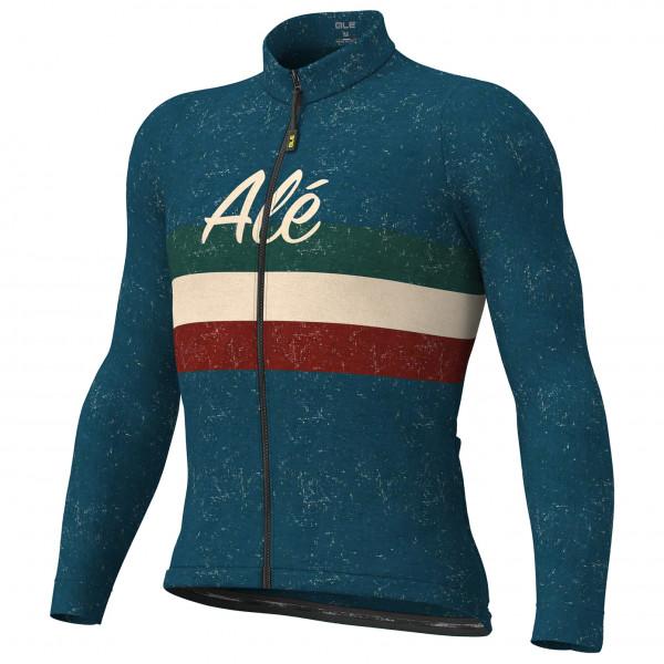 Alé - Vintage L/S Jersey - Radtrikot