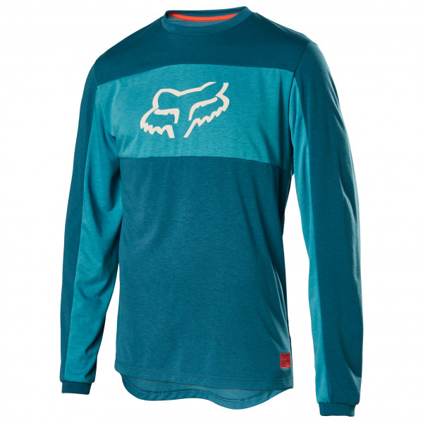 FOX Racing - Ranger Drirelease L/S Foxhead Jersey - Radtrikot