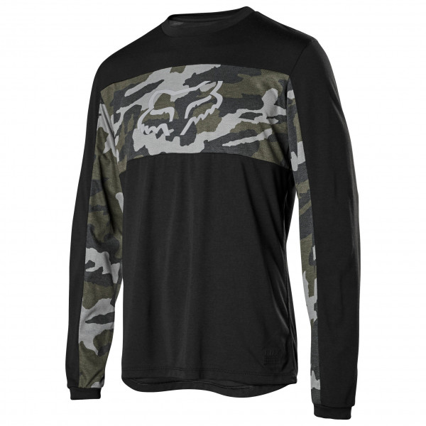 FOX Racing - Ranger Drirelease L/S Foxhead Jersey - Cycling jersey