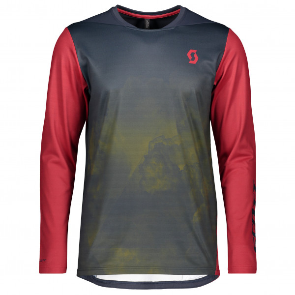 Scott - Shirt Trail Storm L/SL - Radtrikot