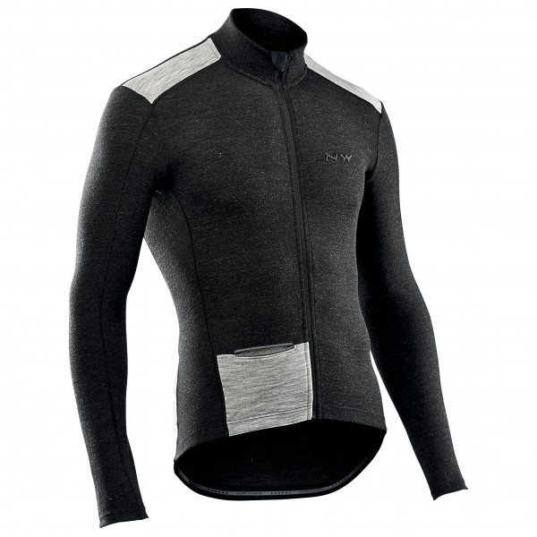 Northwave - Fahrenheit Wool Jersey L/S - Cycling jersey